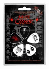 Plektrum Pack Alice Cooper Eyes