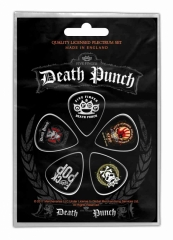 Plektrum Pack Five Finger Death Punch 5FDP
