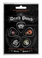 Plektrum Pack Five Finger Death Punch 5FDP
