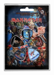 Guitar Pick Pack Iron Maiden Later Albums
