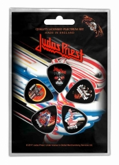 Plektrum Pack Judas Priest Turbo