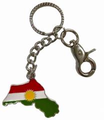 Schlüsselanhänger Kurdistan
