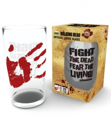 Merchandise Pint Glas The Walking Dead Fight The Dead