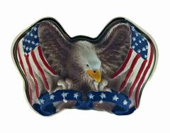 Gürtelschnalle USA Adler