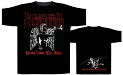 Blasphemy Blood upon the Altar T Shirt