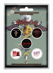Button Pack - Mötley Crüe Dr Feel Good