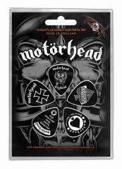Plektrum Pack Motörhead England