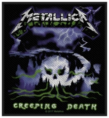 Aufnäher Metallica Creeping Death