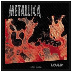 Aufnäher Metallica Load