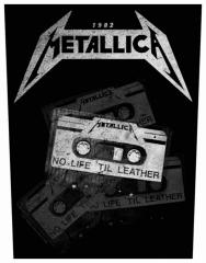 Metallica No Life 'Til Leather