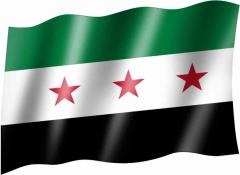 Syrien Fahne
