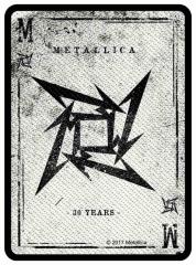Aufnäher Metallica Dealer