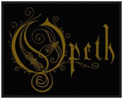 Aufnäher Opeth Logo