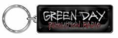 Green Day Revolution Radio Schlüsselanhänger
