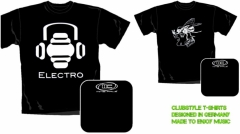 Clubstyle T-Shirt Boxset - ELEKTRO - THE BEE
