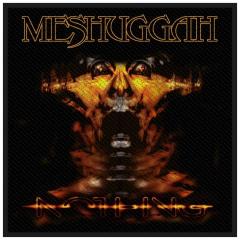 Aufnäher Meshuggah Nothing