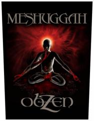Meshuggah Obzen Rückenaufnäher Patch