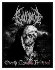 Aufnäher Bloodbath Grand Morbid Funeral