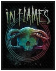 Aufnäher In Flames Battles