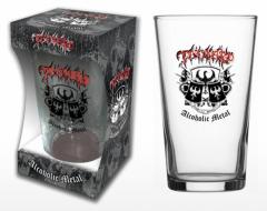 Tankard Trinkglas Alcoholic Metal