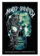 Avenged Sevenfold Aufnäher Biomechanical