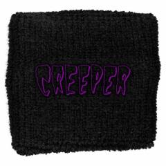 Creeper Logo Merchandise Schweißband