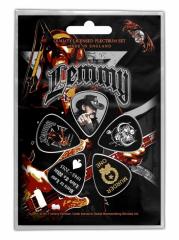 Plektrum Pack Lemmy Stone Deaf Forever