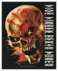 Five Finger Death Punch Aufnäher 'And Justice for none'