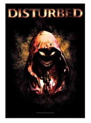 Posterfahne Disturbed Reaper