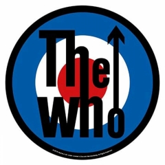 The Who Rückenaufnäher Target