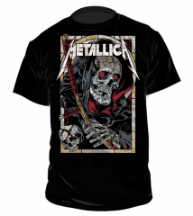 Metallica Death Reaper Fan T-Shirt