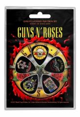 Plektrum Pack Guns 'N Roses Bullett Logo