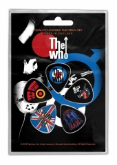 Plektrum Pack The Who Pete Townsend