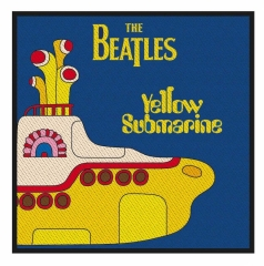 Aufnäher The Beatles Yellow Submarine