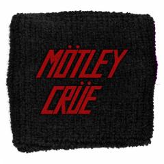 Mötley Crüe Logo Schweißband