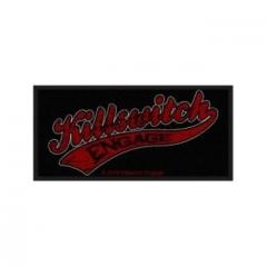 Aufnäher Killswitch Engage - Baseball Logo