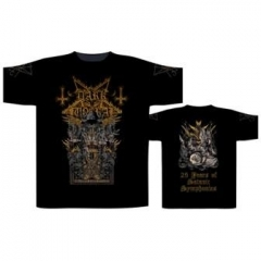 Dark Funeral - 25 Years of Satanic Symphonies T-Shirt