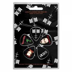 Marilyn Manson Plektrum Pack MM