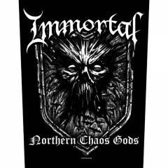 Immortal Rückenaufnäher Northern Chaos Gods