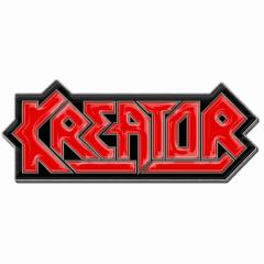 Kreator Anstecker Logo