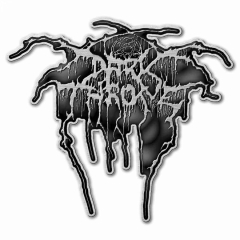 Darkthrone Anstecker Logo