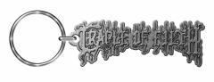 Cradle Of Filth Logo Keyring Pendant