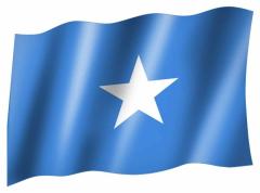 Somalia Fahne