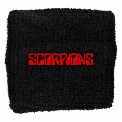 Scorpions Logo Merchandise Schweißband