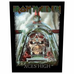 Iron Maiden Rückenaufnäher Aces High