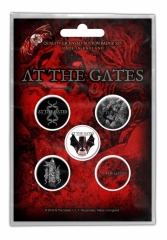 At the Gates Button Pack To drink from the night itself