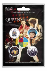 Button Pack - Queen - Later Albums