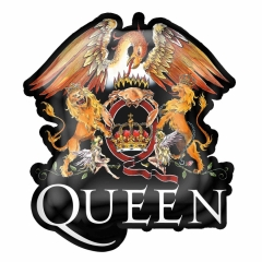 Queen Crest Anstecker