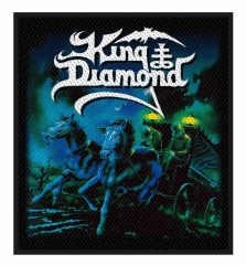 King Diamond Aufnäher Abigail