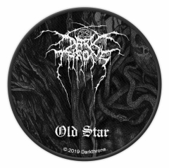 Darkthrone Aufnäher Old Star